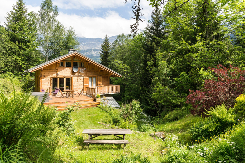 Discover Chalet Fiz - Luxury Accommodtion to rent near Les Houches