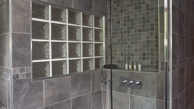 Bathroom 2 with walk in shower
