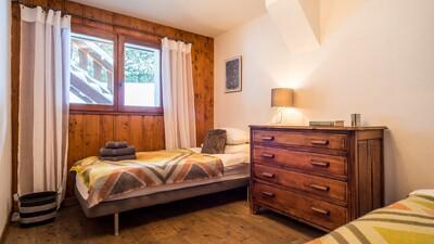 Chambre double ou lits jumeaux
